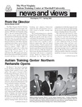 News and Views, Spring 2002 by West Virginia Autism Training Center