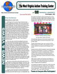 News and Views, Summer 2005 by West Virginia Autism Training Center