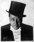 Autographed picture to Revella Hughes from Duke Ellington by Maunce