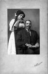Revella Hughes and husband