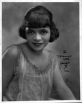 Autograph to Revella Hughes from