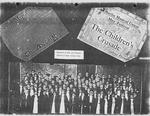 Oberlin High School Chorus concert announcement