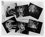 Revella Hughes Organ Collage