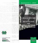 Black History Huntington Research BiFold Brochure by Kelli Johnson