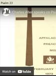 Psalm 23 by Charles Livingstone Allen