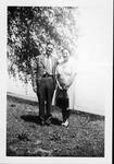 Sarah C. Stacy and Lester R. Hatch, Mt. Vernon, Va., July 28, 1946