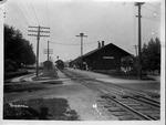 New Vienna, Ohio railroad station