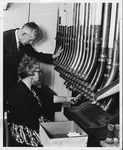 Vacuum tubes at Anderson-Newcomb for making change