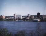 View of Huntington from the Ohio River