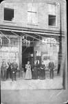 R.A. Jack's(?) Dry Goods and carpet store, Huntington, W.Va.