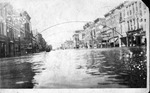 3rd Avenue, Huntington, W.Va., during 1913 flood