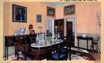 Dining room, Mount Vernon, Va.