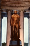 Thomas Jefferson statue, Jefferson Memorial, Washington, DC