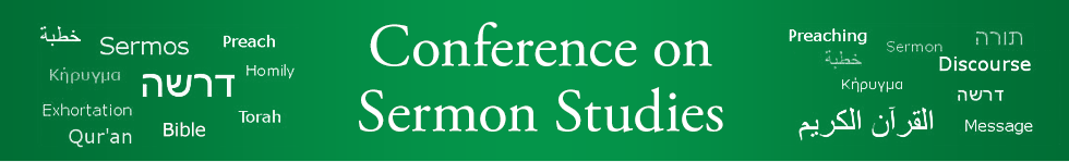 Conference on Sermon Studies
