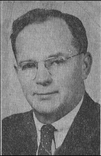M. Homer Cummings, 1890-1978