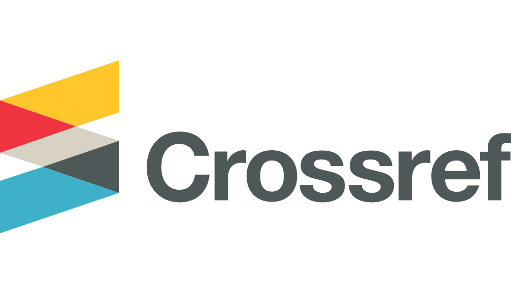 Indexed in the Crossref
