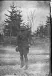 Unidentified US soldier, WWI
