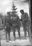 Unidentified U.S. soldiers, France, WWI