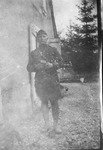 Unidentified U.S. soldier, France, WWI