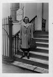 Rosanna Blake at White House of the Confederacy, Richmond