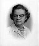 Studio portrait Rosanna Blake ca. 1950