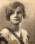 Studio portrait Rosanna Blake, 1930