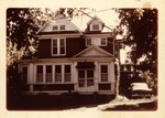 Home of Marian Alexander Blake, Athens, Ohio,