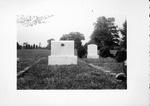 Grave of Little Man, Rosanna's dog,