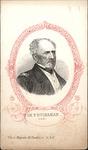 Franklin Buchanan Carte de visite