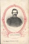 Simon Bolivar Buckner Carte de visite