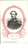 Robert E. Lee Carte de visite