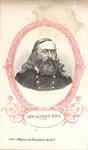 Albert Pike Carte de visite