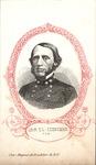 Thomas L. Clingman Carte de visite