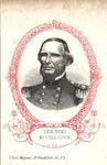 Benjamin Huger Carte de visite