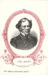 Matthew F. Maury Carte de visite