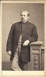 Fitzhugh Lee (post Civil War) Carte de visite