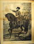General T. J. (Stonewall) Jackson Kurz & Allison print of General T. J. (Stonewall) Jackson