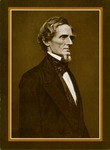 Photo of Jefferson Davis from National Archives