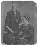 Jefferson Davis and wife Varina, 1867