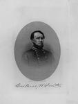 Etching of Confederate Gen. Gustavus W. Smith, ca. 1890