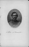 Etching of Confederate Gen. William Thompson Martin, ca. 1890