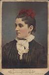 Cabinet card photo of Mrs. Bettie Whittle of Norfolk, Va.