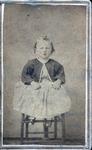 Unidentified girl, Civil War period