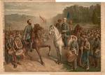 Last meeting of Lee & Jackson, May 1, 1863