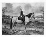 General Robert E. Lee on Traveler