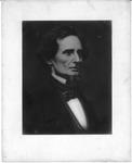 Jefferson Davis, from the Matthew Brady image, pre-war