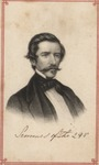 Raphael Semmes, captain of the CSS Alabama, ca. 1860's