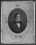Lithograph of Lewis Cass, ca. 1866.