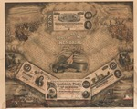 The Confederate Note Memorial, poem found on Confederate bills