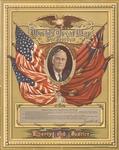 Franklin Delano Roosevelt poster,